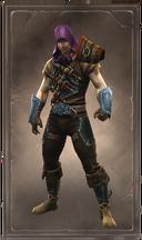 Smolder armor