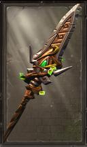 Growing artemis arrow