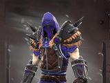 Ferocious Berserker Damage Battlesuit