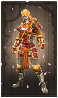 Warlords battle armor
