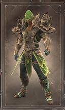 Ironoak armor