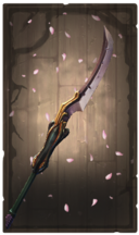 Moonshadow glaive
