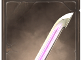 Demonboon Glaive
