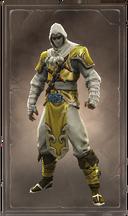 Frostblaze armor
