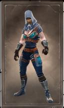 Duskidol armor