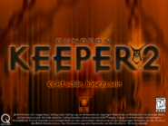 Dungeon Keeper 2 Title Screen German