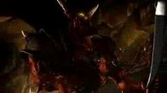 Dungeon Keeper 2 Teaser (Interview with Horned Reaper)