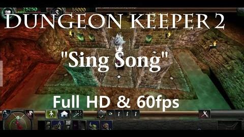 "Dungeon Keeper 2 (HD) - Level 2 ""Singsong"""
