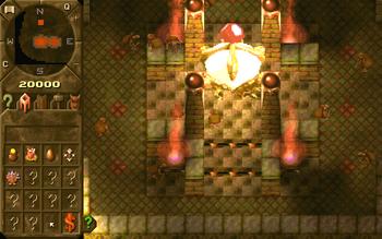 Dungeon Keeper Level 22 start