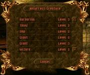 Dungeon Keeper Resurrect Creature