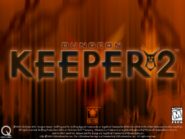 Dungeon Keeper 2 Title Screen Korean