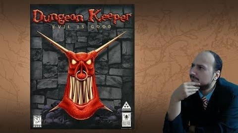 "Gaming History Dungeon Keeper ""Be evil and have fun at the same time"""