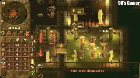 Dungeon Keeper - Stage 7 Wishvale