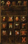Dungeon Keeper Rooms Panel prototype 2