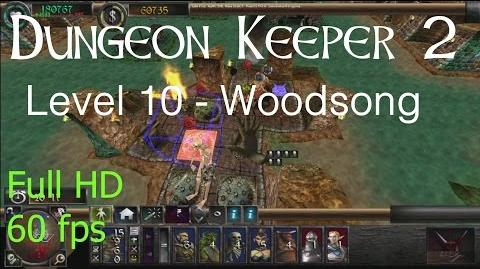 "Dungeon Keeper 2 (HD) - Level 10 ""Woodsong"""