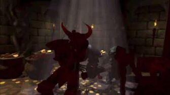 Dungeon Keeper prototype intro (15 May 1997)