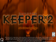 Dungeon Keeper 2 Title Screen Polish
