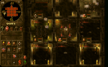 Dungeon Keeper Hearth