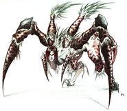 Dark Maiden Concept 2 Colour