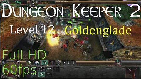 "Dungeon Keeper 2 (HD) - Level 12 ""Goldenglade"""