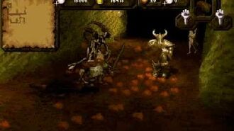 Dungeon Keeper 1 1996 early demo