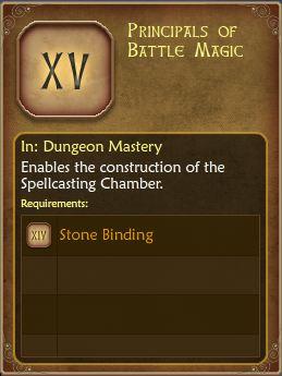 Principals of Battle Magic