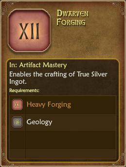 Dwarven Forging