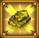 Plentiful gold