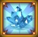 Plentiful crystal