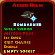 Azure Helm3