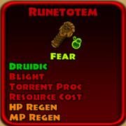 Runetotem