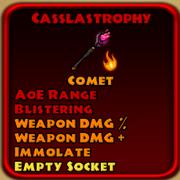 Casslastrophy