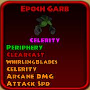 Epoch Garb3