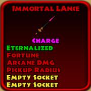Immortal Lance