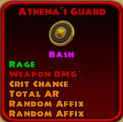 Athena's Guard