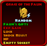 Grace of the Faun