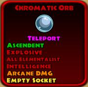Chromatic Orb