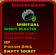 Spectre Band