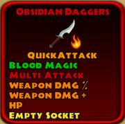 Obsidian Daggers3