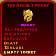 The Angel's Might