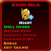 Azure Helm