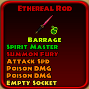 Ethereal Rod