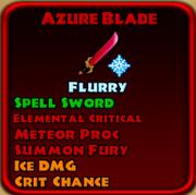 Azure Blade