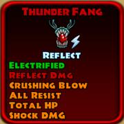 Thunder Fang2