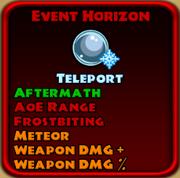 Event Horizon