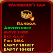 Wanderer's Cap