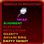 Chromatic Reflection3