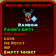Blessing of the Faun