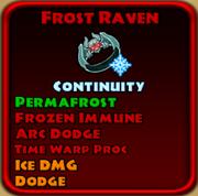 Frost Raven