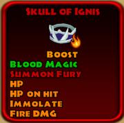 Skull of Ignis